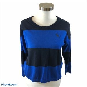 Abercrombie & Fitch Striped Sweater Size Large